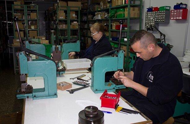 Fabricante de conectores industriales