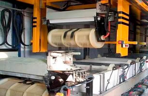 Producción de conectores industriales