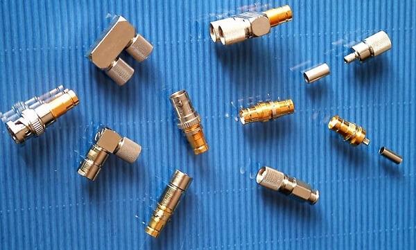 Conector coaxial 1.6/5.6 DIN