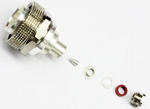 Conector coaxial RF 7/16