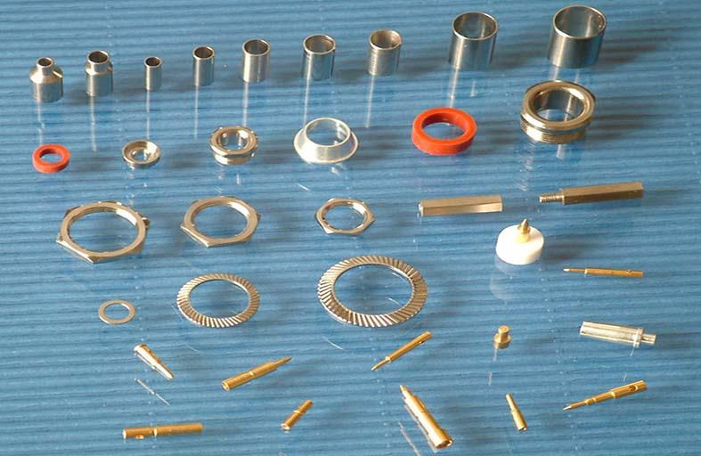 recambios conectores RF accesorios coaxiales