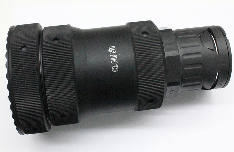 conector Multicontacto MC T70 ALFAR antivibratorio B-92A6761CD0SFH3