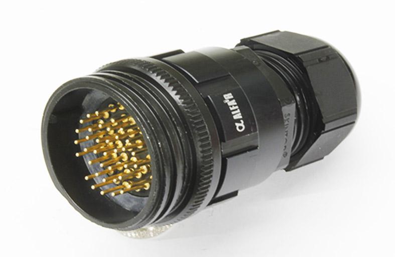 conector circular MC MULTICONTACTO ALFAR B-9201337P00PD2