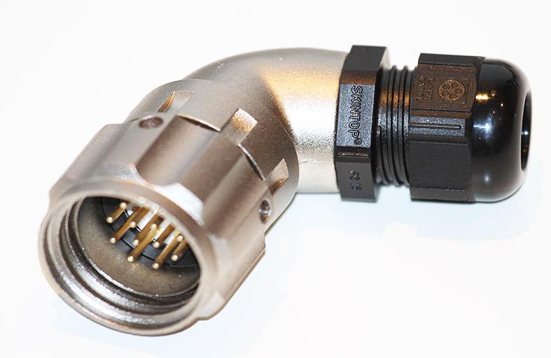 conector circular MC MULTICONTACTO ALFAR B-920817P000PD0
