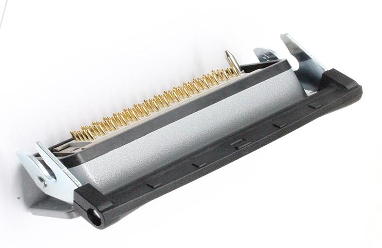conector ALFA'R multicontacto rectangular base cara soldadura