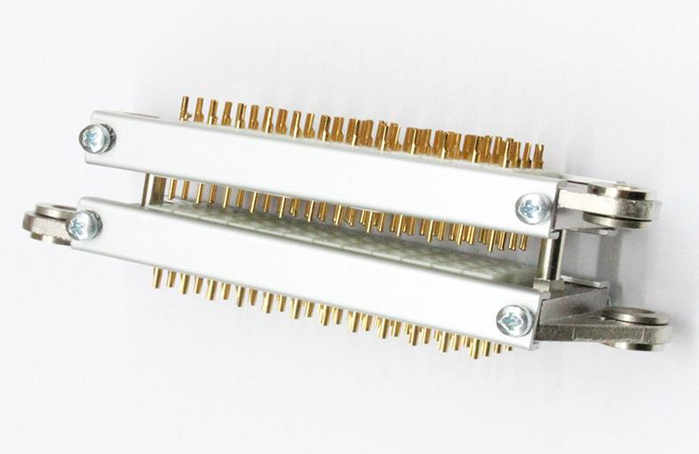 par conectores ALFA'R multicontacto rack EXTRAIBLE